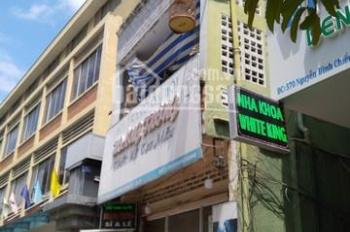Bán nhà MT Cách Mạng Tháng Tám, P. Bến Thành, DT 4x20m, nhà 6T đang cho thuê 100tr/th. Giá 33,5tỷ