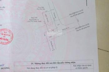 Bán đất hai MT 205.3m2, có 110m2, thổ cư Bình Chuẩn 63, P. Bình Chuẩn, TX Thuận An, Bình Dương