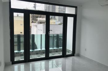 Cho thuê chung cư quận Bình Thạnh 1 phòng ngủ có ban công, Nguyễn Hữu Cảnh, giá 4.5 triệu/tháng