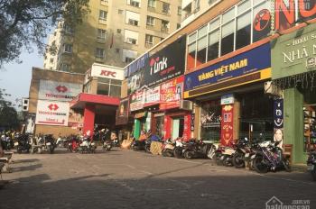 Hàng hiếm cho thuê mặt phố Phạm Ngọc Thạch, 45m2, MT 4,8m, giá 40 triệu/th. Lh 0985.995.398