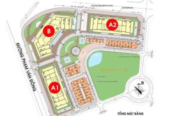 Bán gấp biệt thự shophouse, liền kề IA20 Ciputra Nam Thăng. 90 triệu/m2, 100m2 và 120m2