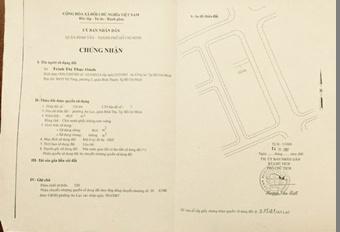 Bán đất nền mặt tiền đường Lê Cơ, KDC Nam Hùng Vương, Bình Tân