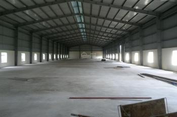Cho thuê kho xưởng 380m2 đường Võ Văn Vân, Bình Chánh, giá 22tr/tháng. LH 0966.900.650