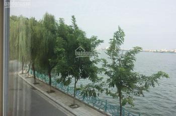 Cho thuê nhà mặt phố 150m2 x 5T, MT 15m, view Hồ Tây cực đẹp tại Quảng An - Tây Hồ. LH 0974585078