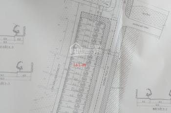 Bán Lô đất đấu giá 105m2 (5 x 21m) tại khu dân cư mới, Thái Tân - Nam Sách - LH 0983391534