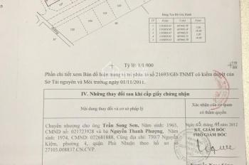 Bán đất mặt tiền đường Số 4, phường Bình Khánh, quận 2