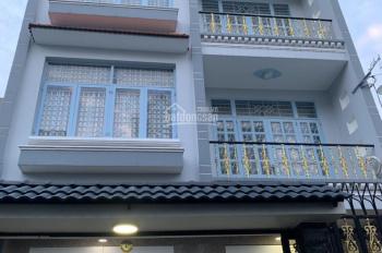 Cho thuê nhà 1 trệt 2 lầu 262/79 đường Phan Anh, phường Hiệp Tân. Quận Tân Phú, gần chợ trường