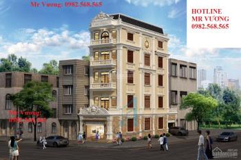Bán gấp nhà đường 10m, phân lô ngõ 100 Võ Chí Công, 55m2 x 5 tầng, 7.7 tỷ