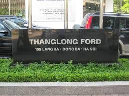 Cho thuê sàn văn phòng tòa nhà Ford Thăng Long, 105 Láng Hạ