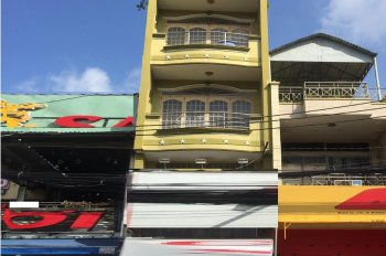 Đường Đồng Đen có nhà cho thuê sầm uất dễ kinh doanh khu đông dân Q. Tân Bình