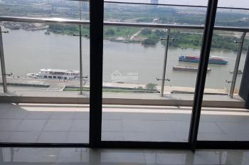 Cho thuê 3PN Vinhomes Ba Son 118,5m2 trực diện sông, trung tâm Q1 58 triệu/tháng