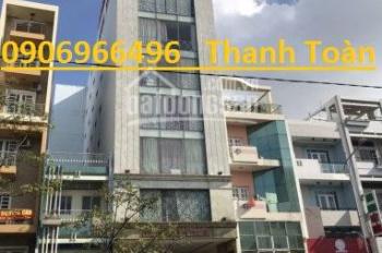 Bán gấp nhà mặt tiền đường Nguyễn Thị Nhỏ, P. 9, Q. Tân Bình, DT: 5.1 x 24m, trệt 3 lầu giá 23 tỷ