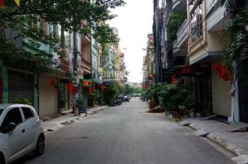 Bán nhà mặt phố Trần Đăng Ninh, Hà Đông, 75m2, mt 6.6m, vỉa hè. 7.5 tỷ