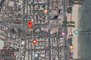 Cho thuê lô 2 mặt tiền Phạm Văn Đồng
