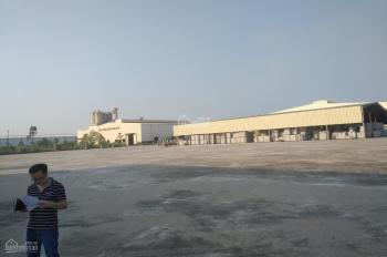 Chính chủ bán nhà xưởng 5ha trung tâm KCN Thụy Vân