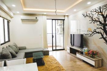Cho thuê căn hộ khu Ngoại Giao Đoàn - Bắc Từ Liêm 3PN full nội thất, giá 9,5 tr/th. LH: 0979062668