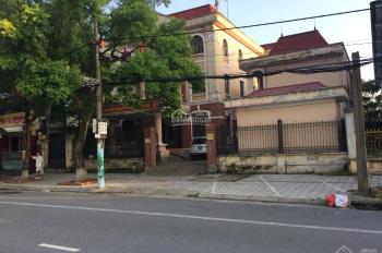 Bán nhà mặt tiền Đại lộ Hùng Vương khu sầm uất của TP Việt Trì