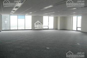 Cho thuê văn phòng mặt đường Dương Đình Nghệ, DT 100 - 200m2, giá 200 nghìn/m2/th