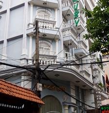 Bán nhà đường Hậu Giang, Quận Tân Bình ngay khu kinh doanh người Hàn giá chỉ 9.5 tỷ TL