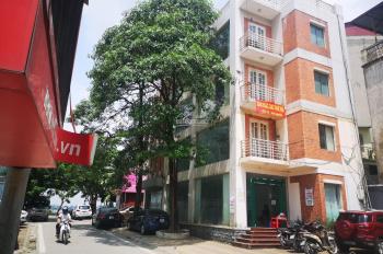Cho thuê nhà số 152 Thụy Khuê 182m2 - 5 tầng (2 mặt tiền)