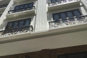 Bán nhà ngõ 89, Lạc Long Quân, Cầu Giấy, 45m2 x 5 tầng, giá 4.5 tỷ, ô tô cách nhà 10m