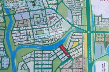 Bán đất biệt thự, Lô A6, dự án dòng sông xanh, đường Bưng Ông Thoàn, Quận 9
