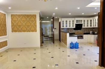 Bán nhà mặt phố Mạc Đĩnh Chi, Ngũ Xã, Ba Đình, DT 85m2x4T đẹp mặt tiền 8m, giá 18,5 tỷ