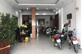 Hàng hiếm, nhà mặt phố Giải Phóng, Hoàng Mai, 110m2 x 5T, vỉa hè rộng, giá 17 tỷ