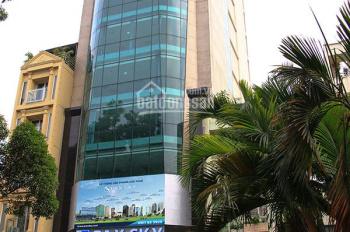 Bán tòa nhà MT Phường 2 Q. Tân Bình, 2 hầm 8 tầng, thang máy, DT 8,5x27m, có HĐ thu net 560tr/th