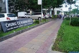 Cho thuê căn hộ chung cư Khánh Hội 2, 3PN, full NT, 17tr, LH: 0918.093038