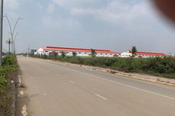 Trí BĐS, đất khu công nghiệp Tân Đô, 230m x 270m = 62.100m2, mặt tiền đường đôi rộng 36m