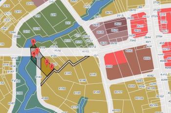 Chính chủ bán lô đất Vườn Lài, P. An Phú Đông, Q12, DT: 9x30m, giá: 9.5 tỷ, LH 0967666667 A. Sơn