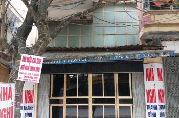 Cần tiền bán gấp nhà 2 mặt phố số 55A Lê Lợi, thị trấn Vân Đình, huyện Ứng Hòa, Hà Nội