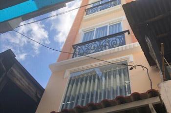 Bán nhà đẹp, đường Vĩnh Khánh, Q4, chính chủ, giá hợp lý