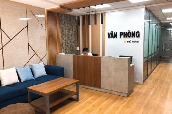 Cho thuê văn phòng quận 3 - mặt tiền đường Nguyễn Thị Minh Khai, tòa nhà mới sang trọng