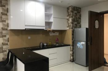 Cho thuê căn hộ 1 phòng ngủ 56m2 tại Hà Đô Quận 10, full nội thất. Giá 17 triệu/tháng, LH 090234772