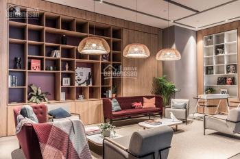 Cho thuê office Millennium Bến Vân Đồn - giá 12 triệu - view đẹp - full nội thất - 0932 18 70 90