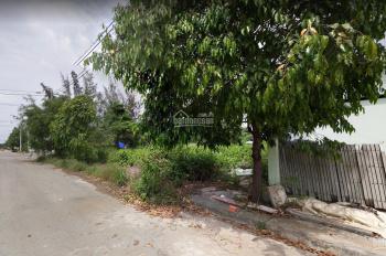 Chính chủ bán đất MT đường chợ Hưng Long, Bình Chánh, cách TT thành phố 15p. Giá TT 750 tr, 100m2