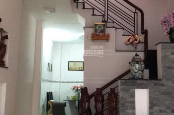 Bán nhà 1 trệt 1 lầu + sân thượng hẻm 115 Phạm Hữu Lầu, Phường Phú Mỹ, Quận 7
