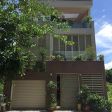 Cho thuê nhà riêng đường Nguyễn Văn Kỉnh: 7x20m, 3 lầu, 5PN, 5WC. Giá 30 tr/th Tín 0983960579