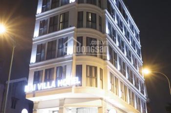 Cho thuê khách sạn góc 2 mặt tiền Hồng Hà cách sân bay 2 phút. Hầm 6 lầu, 29 phòng 300 triệu/th