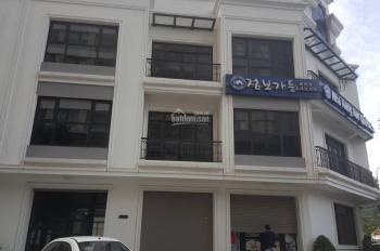 Cần bán shophouse Vinhomes Gadenia Hàm Nghi 199m 5 tầng mặt tiền 10m đã hoàn thiện cho thuê 100tr/t