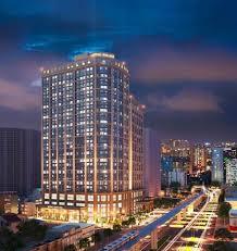 Cho thuê trung tâm thương mại cao cấp mặt đường Nguyễn Trãi, diện tích 1000m2, cắt nhỏ 300m2