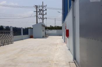 Cho thuê 1375m2, nhà xưởng MT nhánh Tỉnh Lộ 10, chỉ 60 triệu/tháng TL! 0983002805