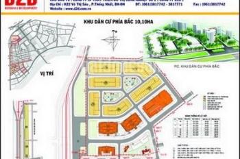 Đất đẹp, sang lô đất KDC D2D Biên Hòa, ngay trường mầm non Á Châu, SHR, giá chỉ 7tr/m2, 0922011001