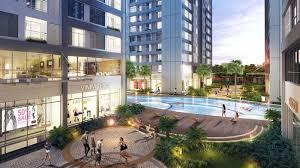 Cho thuê mặt bằng kinh doanh tầng 1 tòa A7 CC An Bình City DT 150m2 hoàn thiện CB, giá 30 tr/th
