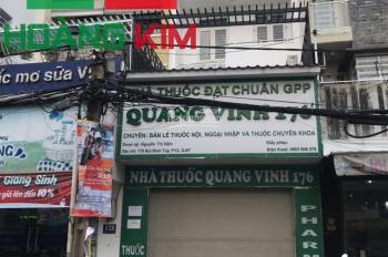 Nhà 1 lầu MT Bùi Đình Túy, P24, Q. Bình Thạnh. DT: 4,3x20m