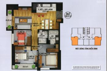 Gấp: CC cần bán căn hộ CCCC Hòa Bình Green