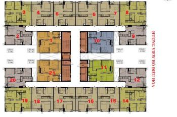 Tôi chủ nhà chung cư Hateco Apolo Xuân Phương, căn 1819 - 69m2 CT1B, 1509 - 51,6m2 CT1A, 0984486179