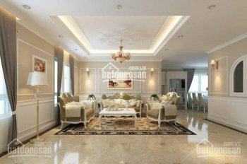 Cho thuê căn hộ Vinhome Ba Son 160m2, có 4PN, nội thất Châu Âu, view sông mới 100%, call 0977771919